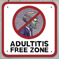 adultitis-free-zone
