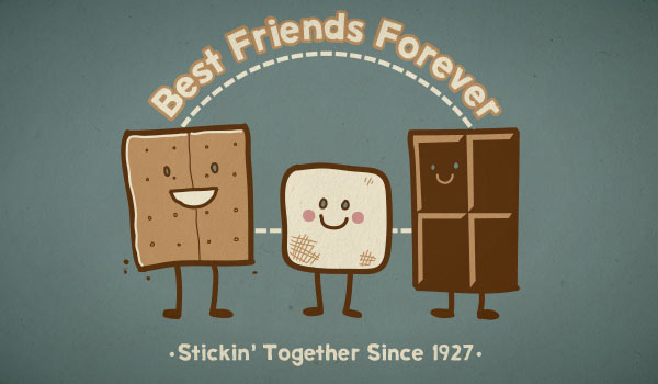 smores-best-friends