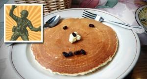Small Rebellion #1: Project Pancake!
