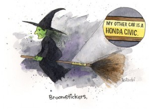 Broomstickers