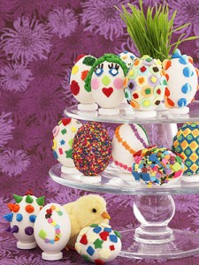14 Fun Easter Egg Decorating Ideas for the Young at Heart