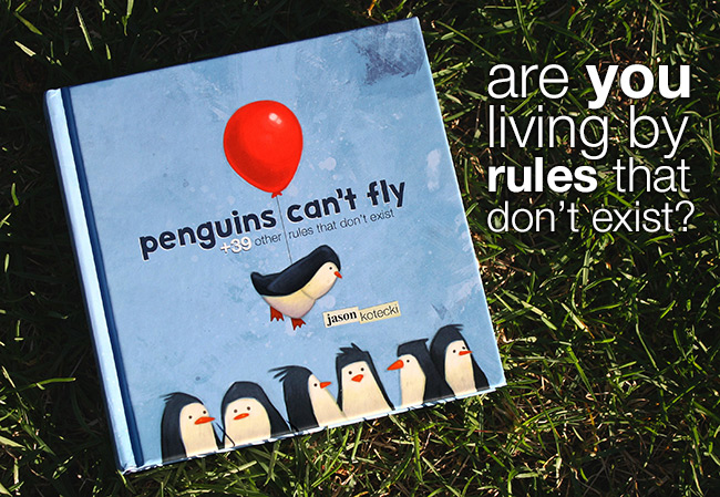 penguins-grass-question