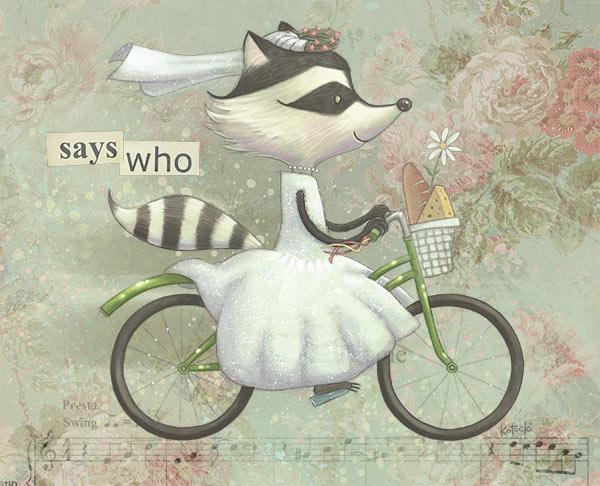says-who-raccoon