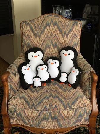 our-penguin-family