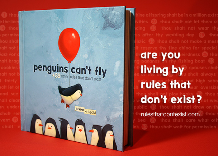 penguins-living-by-rules