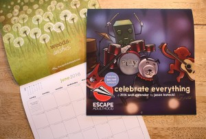 New Limited Edition Celebrate Everything Calendars are Here!
