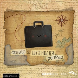 Create a Legendary Portfolio