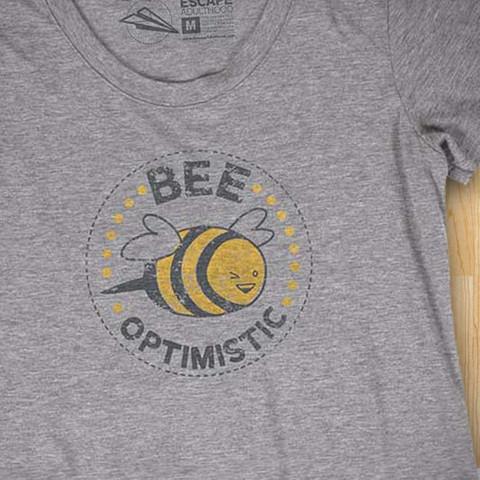 Bee Optimistic T-Shirt