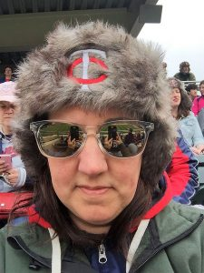 Mary Eickemeyer, January 2017 Adultitis Fighter of the Month