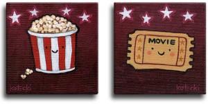 Popcorn & Movie
