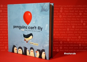 penguins-cant-fly-red-standing-rules_17136226289_o