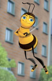 Bee Movie Gets All A's In My Book