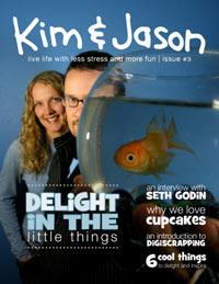 Kim & Jason Magazine #3: Little Things
