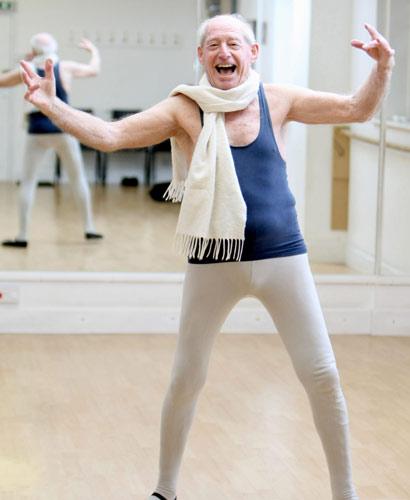 Balet Man