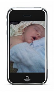 iPhone: The Official Tool of Fatherhood