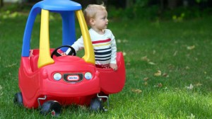 How Childhood Can Save the Auto Industry