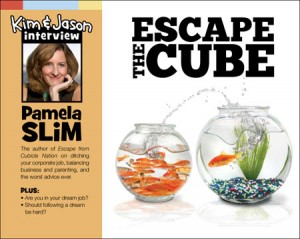 Escape the Cube: Free Ebook & Interview with Pamela Slim