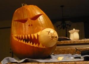 29 Awesome Jack-O-Lantern Pumpkin Designs