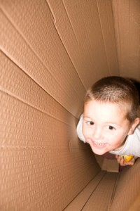What is YOUR Cardboard Box?