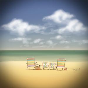 Life Balance Is A Beach
