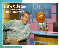 Our Interview with Bob from Sesame Street