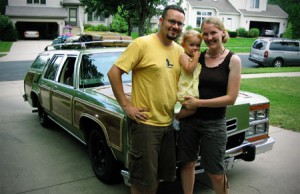The Day the Wagon Queen Family Truckster Pulled Into My Driveway