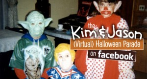 Join the Kim & Jason Virtual Halloween Parade!