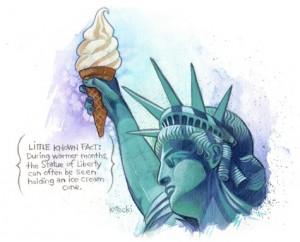 Ice Cream of Liberty