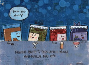 The Persistence of Peanut Butter
