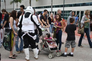My Comic-Con Experience (in Words & Pictures)