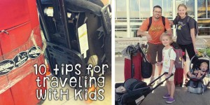 10 Tips for Traveling With Kids (and Without Adultitis)