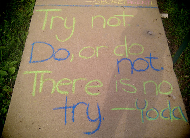 try-not-chalk