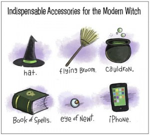 Indispensable Accessories for the Modern Witch