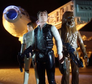 Star Wars Action Figures Inducted Into Toy Hall of Fame