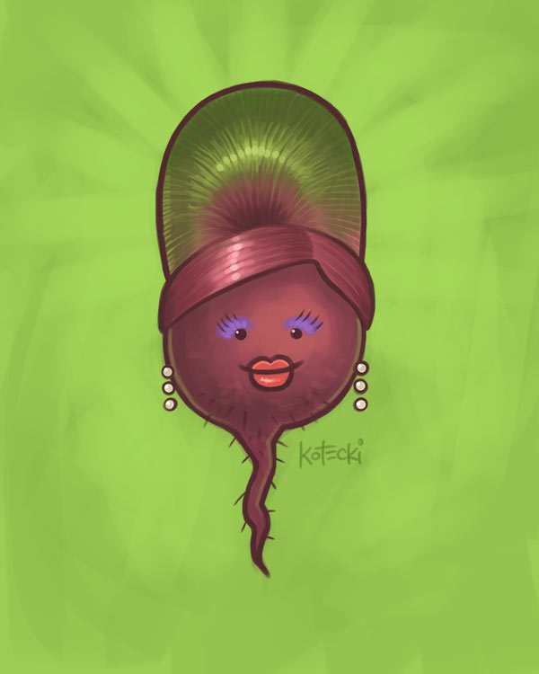 beet-with-beehive