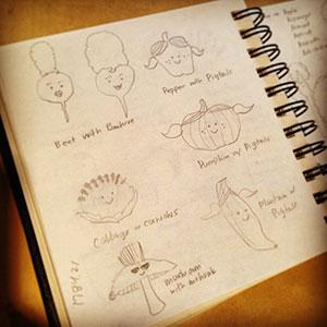 food-sketch1
