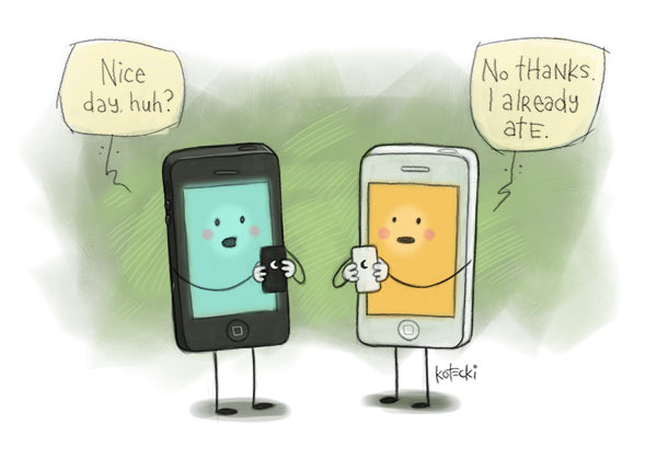 iphones-unconnected