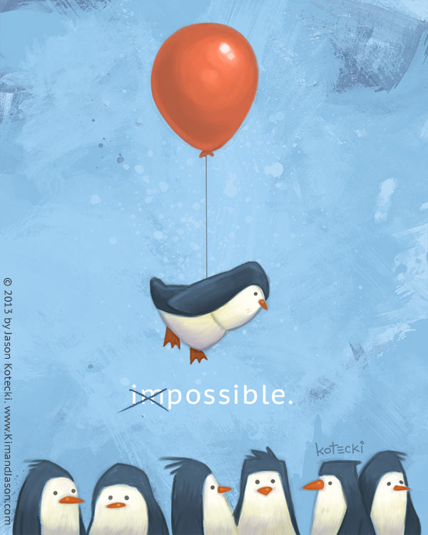 penguin-impossible