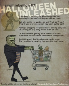 Small Rebellion #7: Halloween Unleashed