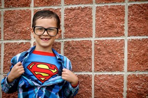 The Kid Who Really Wanted Glasses He Didn't Need (and the Mom Who Let Him Get Them)