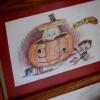 first-ku-art-pumpkin
