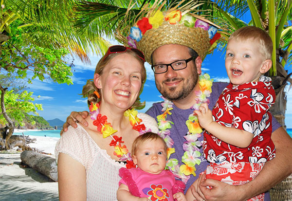 tropical-family