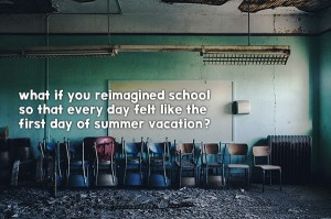 Thou Shalt Be Excited When School's Out for Summer