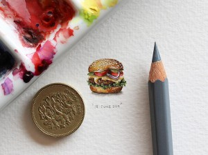 Saturday Morning Sprinkles: Postcards for Ants Edition