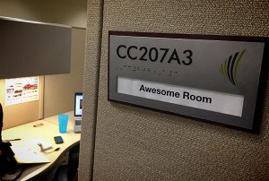 Does Your Workplace Have an Awesome Room?