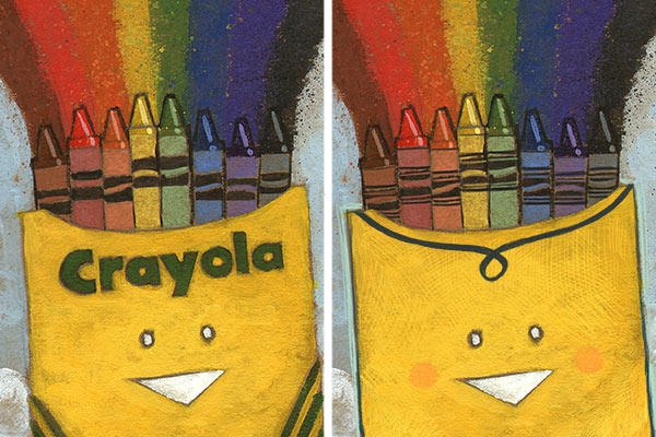 crayons-before-after