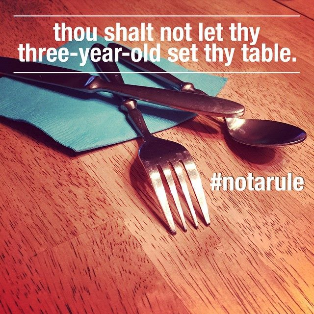 set-the-table