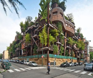 Saturday Morning Sprinkles: Urban Treehouse Edition