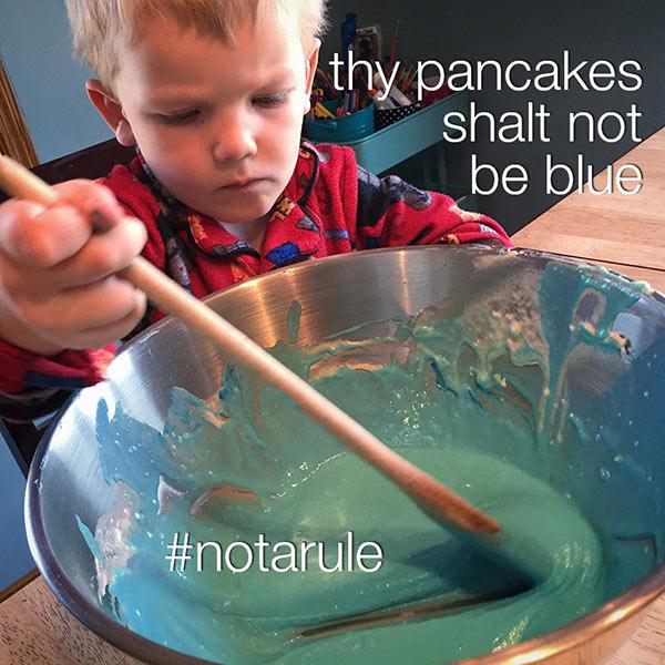 blue-pancakes