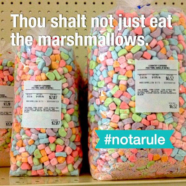just-marshmallows